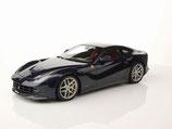 2012 Ferrari F12 Berlinetta blue lemans 1:18