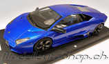 2007 Lamborghini Reventòn blue monterey 1:18