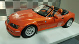 >12h: 1999 BMW Z3 Cabrio 2.8 orange metallic 1:18