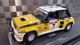 >12h: 1982 Renault 5 Turbo Winner Rally Corsica #7 Vainqueur 1:18