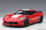2017 Corvette Grand Sport red 1:18