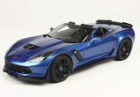 2015 Corvette Z06 Cabrio laguna-blue 1:18