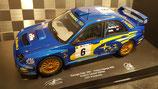 >12h: 2001 Subaru Impreza S7 #6 WRC TAP Rallye de Portugal #6 Solberg / Mills 1:18