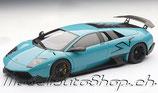 2009 Lamborghini Murcielago LP 670-4 SV turquoise 1:18