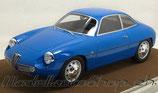 Alfa Romeo Giulietta SZ 1960 lightblue, 1:18 (TM42B)