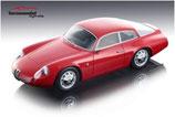 Alfa Romeo Giulietta SZ Coda Tronca 1963 red-Alfa 1:18, (TM71A)