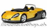 1996 Renault Spider yellow / grey 1:18