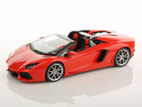 2011 Lamborghini Aventador LP700-4 Roadster orange argos 1:18