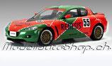 >12h: 1991 Mazda RX-8 LM Edition #55  1:18