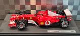 >12h: 2002 Ferrari F1 Michael Schumacher  1:18