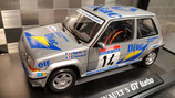 >12h: 1990 Renault 5 GT Turbo Tour de Corse #14 Ragnotti/Thimonier 1:18