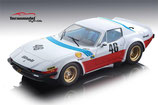 1975 Ferrari 365 GTB/4 LeMans 24 Hours NART #46, Malcher/Langlois/Facetti   1:18