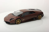 2009 Lamborghini Murcièlago LP670/4 SV fix wing brown matt  1:18