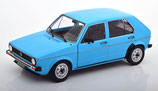 1983 VW Golf 1 blue 1:18