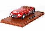 1953 Ferrari 340 Spider Vignale Winner Mille Miglia #547, Marzotto/Crosara 1:18
