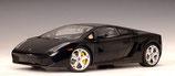 2003 Lamborghini Gallardo black metallic 1:18