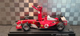 >12h: 2004 Ferrari F1 Michael Schumacher World Champion 1:18