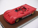 1971 Ferrari 312PB Press Version rosso corsa  1:18