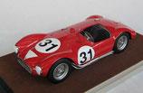 1955 Maserati A6 GCS LeMans #31, De Giardini/Tomasi  1:18