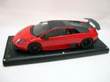 2009 Lamborghini Murcièlago LP670/4 SV red F1-black  1:18