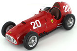 1951 Ferrari 375 F1 winner swiss GP #20, Ascari  1:18