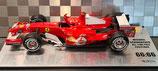 >12h: 2004 Ferrari F1 Michael Schumacher 66:66 1:18