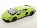 2013 Lamborghini Aventador LP720-4 50th anniversary verde ithaca 1:18