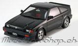 1984 Honda CRX black 1:18