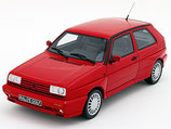 1990 VW Golf 2 G60 Rallye red 1:18