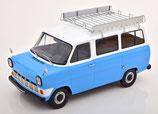 Ford Transit MK1 1965 blau-weiss, 1:18 (KK180464)