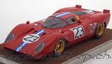 1969 Ferrari 312P Coupe Daytona #23, Piper/Adamowicz  1:18