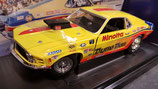 >12h: 1970 Ford Mustang Boss Don Nicholson 1:18