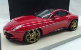 Alfa Romeo Disco Volante Touring Superleggera 2014 gloss Ferrari-red 1:18, (TM15E)
