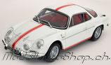1968 Renault Alpine A110 1600S Olympique 1:18