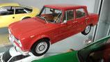 Alfa Romeo Giulia 1300 Super 1970 red 1:18, (MC180120901)