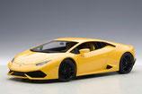 2014 Lamborghini Huracan LP 610-4 yellow 1:18