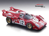 1971 Ferrari 512M LeMans 3.place NART #12, Posey/Adamowicz  1:18