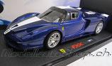 >12h: 2005 Ferrari FXX dark-blue metallic 1:18