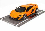 2016 McLaren 675LT orange 1:18