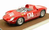 1963 Ferrari 250P Targa Florio #174, Surtees/Parkes  1:18