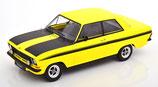 1973 Opel Kadett B Limousine Sport yellow-black 1:18