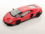 2013 Lamborghini Aventador LP720-4 50th anniversary rosso mars 1:18