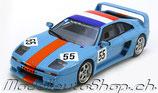 "1992 Venturi 400 #55 Trophy ""Gulf"" 1:18"