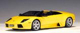 2004 Lamborghini Murcielago Roadster Concept yellow 1:18