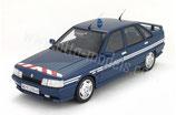 1987 Renault 21 Turbo Gendarmerie 1:18