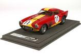 1959 Ferrari 250 TDF 3rd. LeMans #11 (dirt version), Jean Blaton/Léon Dernier 1:18