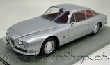Alfa Romeo Giulia 2600 SZ 1965 silver 1:18, (TM13D)