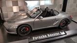 >12h: 2009 Porsche Boxster anthrazit metallic 1:18