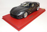 2017 Ferrari 812 Superfast Salone Geneva, hot matt silver 1:18