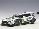 >12h: 2015 Aston Martin V12 Vantage Bathurst 12 Hour Endurance Race #97 1:18